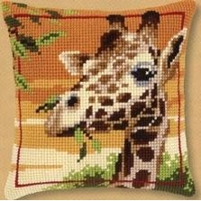 Vervaco Giraffe Cross Stitch Kit
