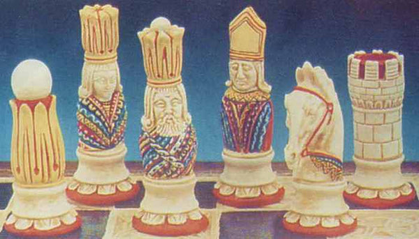 Supercast Chess Molds Victorian