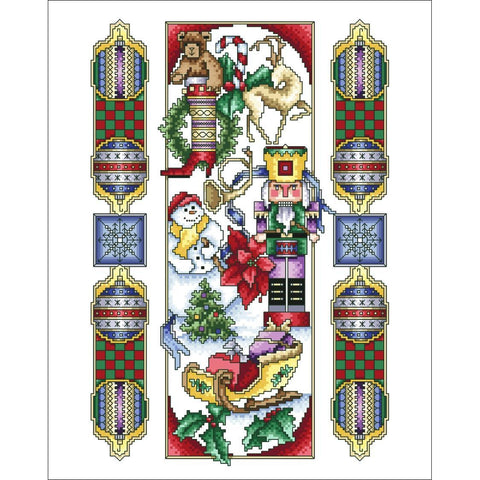 Vickery Collection Christmas Delight - Cross Stitch Pattern