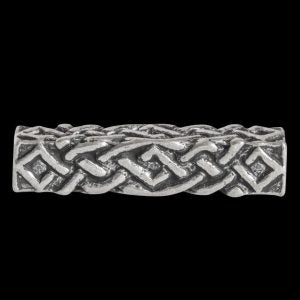 Celtic Medium Bar Pewter Bead