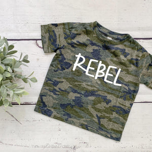 Rebel tee-The Purple Pineapple Co.
