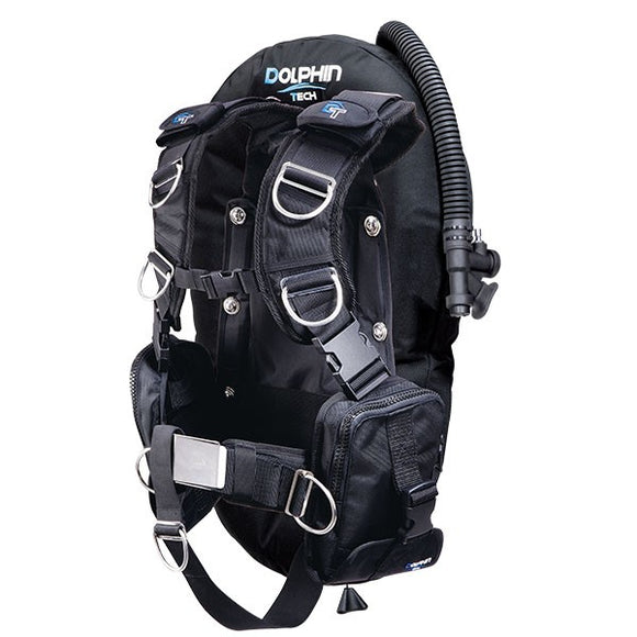IST JT30D Single Tank Tech BCD