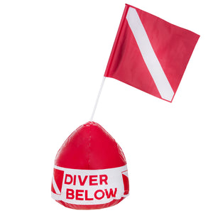 IST SB-1 Diver Below Buoy