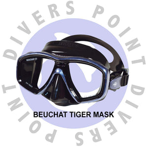 BEUCHAT TIGER MASK