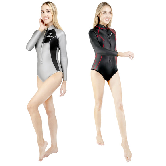 IST WS36 2MM FEMALE FREEDIVING SPRINGSUITS
