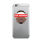 Allen Iverson iPhone Case
