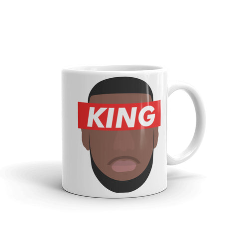 Lebron James Mug