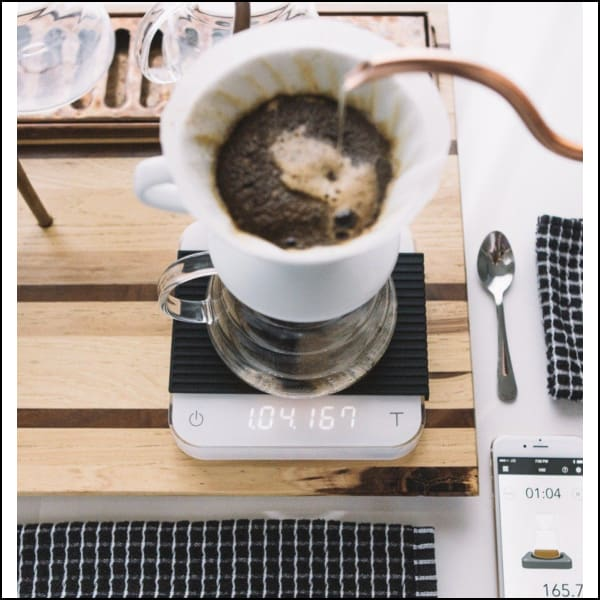 Acaia Pearl Scale - Model S - White - Scales