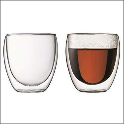 Bodum Pavina Double Wall Glasses 250 ml - Glassware
