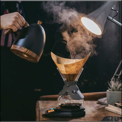 Brewista Artisan Gen2 0.9l Kettle - Black - Kettle Pour Over