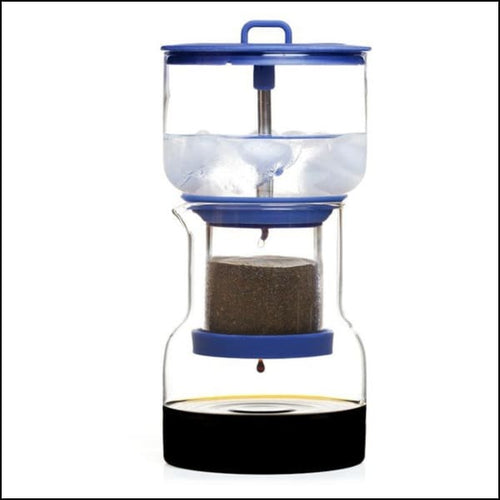 Bruer Cold Brew System - Blue - Cold Brew