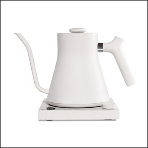 Fellow Stagg EKG Electric Kettle - White - Kettle Pour Over