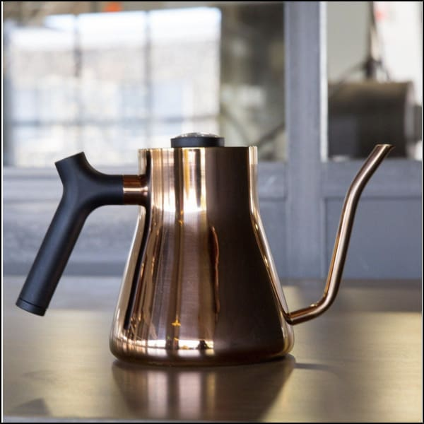 Fellow Stagg Pour Over Kettle - Copper - Kettle Pour Over