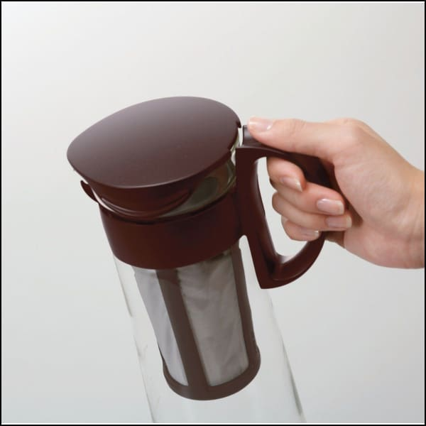 Hario Cold Brew Pot 1L - Red - Cold Brew