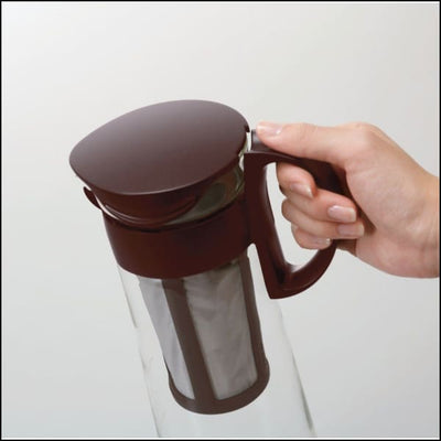 Hario Cold Brew Pot 600ml - Brown - Cold Brew