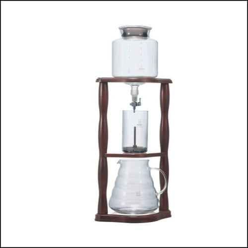 Hario Water Dripper - Wood - Cold Drip Tower