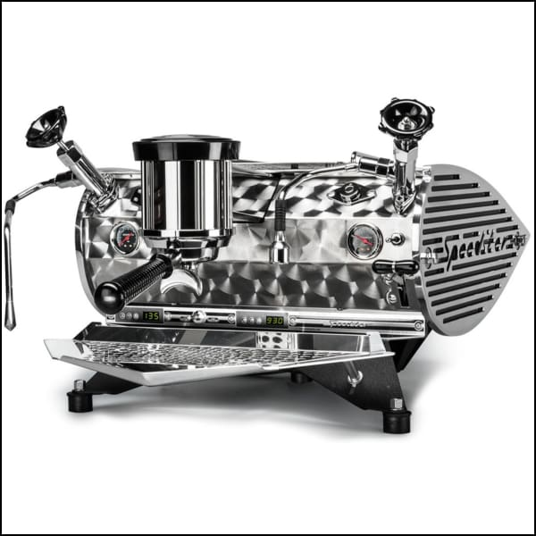 Kees Van Der Westen Speedster [Colour: Black] - Coffee Machine