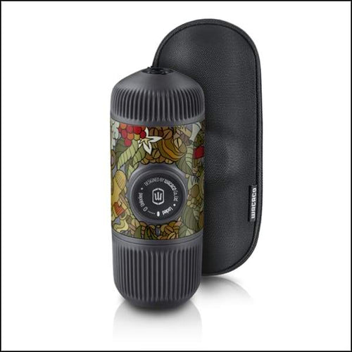 Wacaco Nanopresso Grey Tattoo Jungle - Nanopresso
