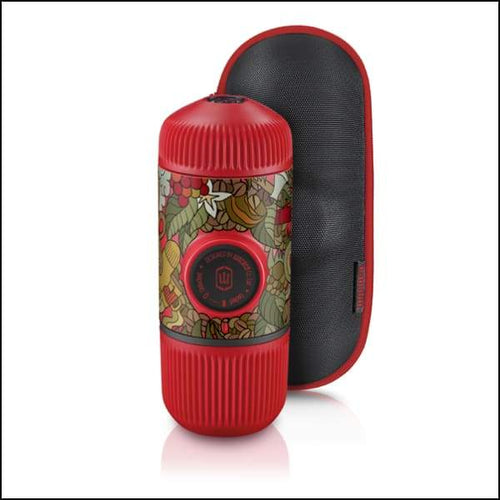 Wacaco Nanopresso Red Tattoo Jungle - Nanopresso