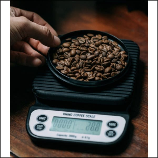 Rhino Brewing Scale - 3kg - Scales
