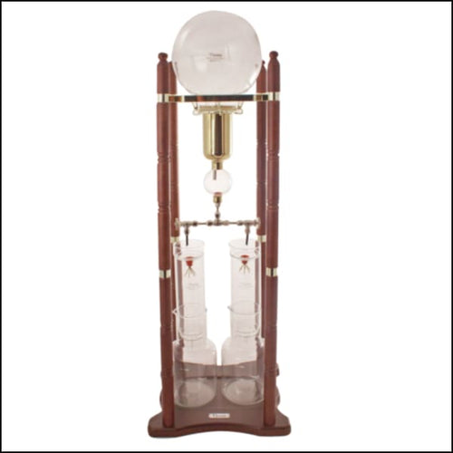 Tiamo HG2669 Four Poster Double Cold Drip - Cold Drip Tower