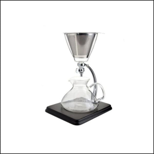 Yama Silverton Dripper - Stainless Steel - Coffee Dripper