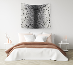 Sealskin Print Wall Tapestry