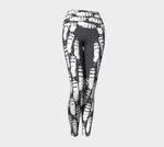 Ukpik(Snowy Owl) Yoga Leggings