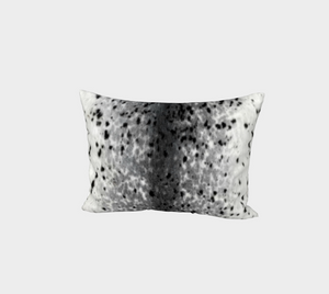 Spotted Sealskin Bed Pillow Sham