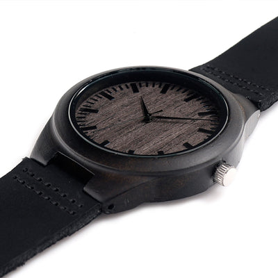 SON MOM - HOW SPECIAL - WOOD WATCH
