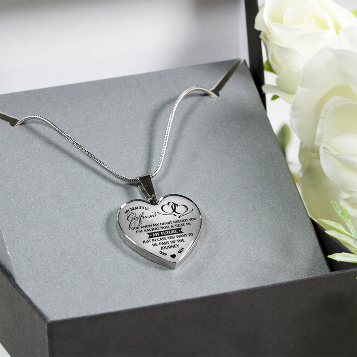 6fac680e5 MY BEAUTIFUL GIRLFRIEND - SILVER VERSION - NECKLACE & BANGLE - Love ...