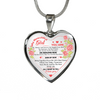 MY BEAUTIFUL GIRL - PERFECT GIFT FOR YOUR LOVED ONE - NECKLACE & BANGLE