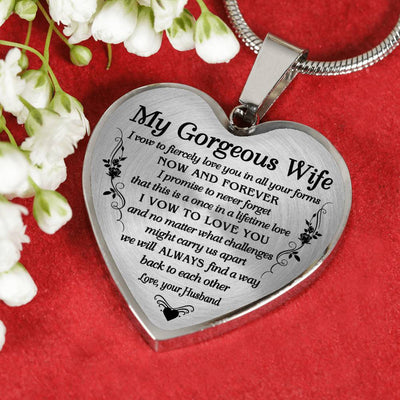 BEST GIFT FOR YOUR WIFE - I VOW