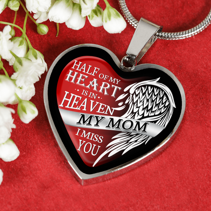 I MISS YOU - MY MOM (SILVER)