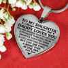 MY DAUGHTER - DADDY LOVES YOU