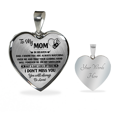 ALWAYS BE LOVED (FOR MOM)