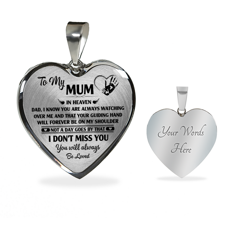 ALWAYS BE LOVED (FOR MUM)