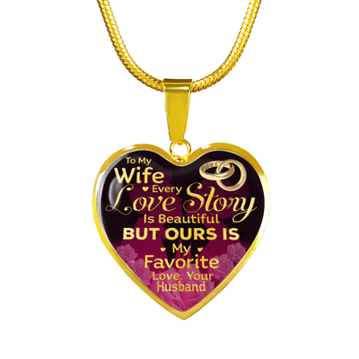 MY WIFE - LOVE STORY (GOLD)