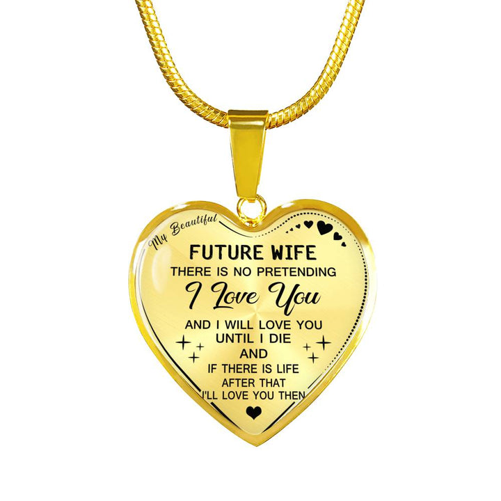 FUTURE WIFE - LOVE YOU THEN