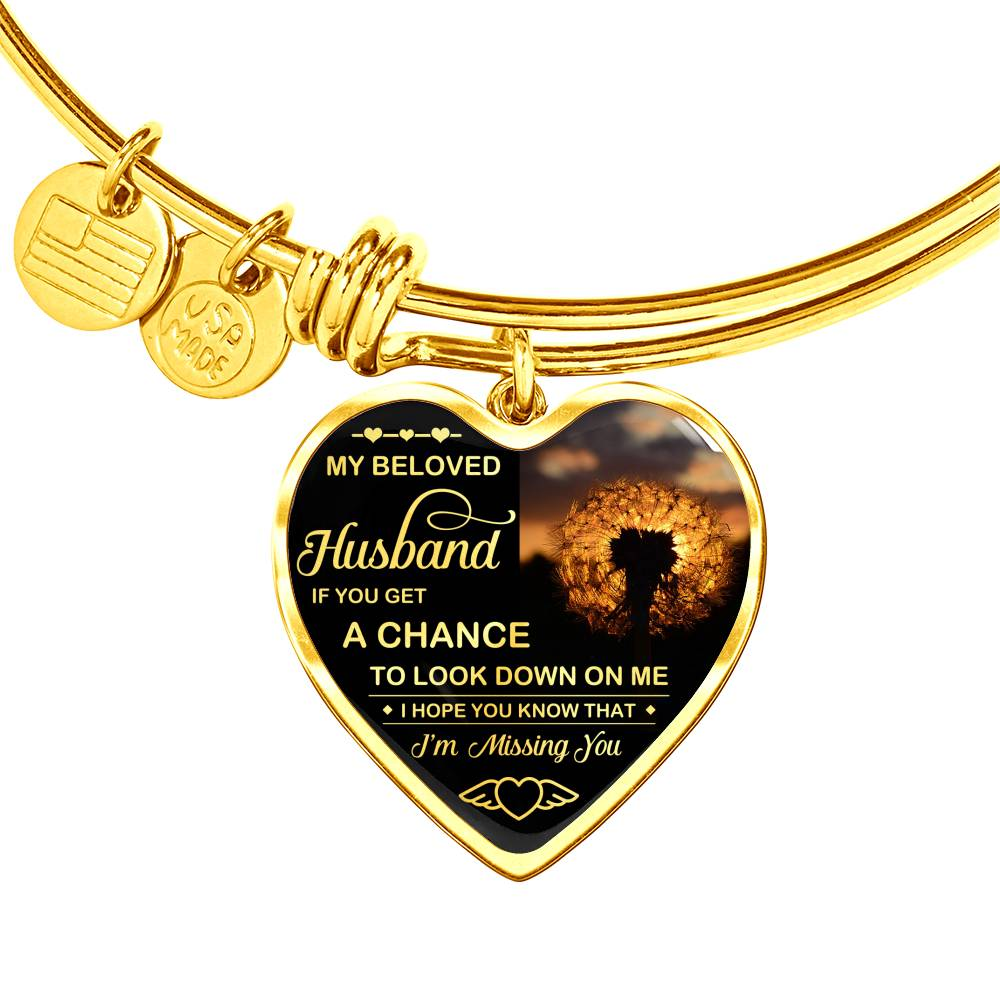 MY BELOVED HUSBAND - CHANCE - GOLD