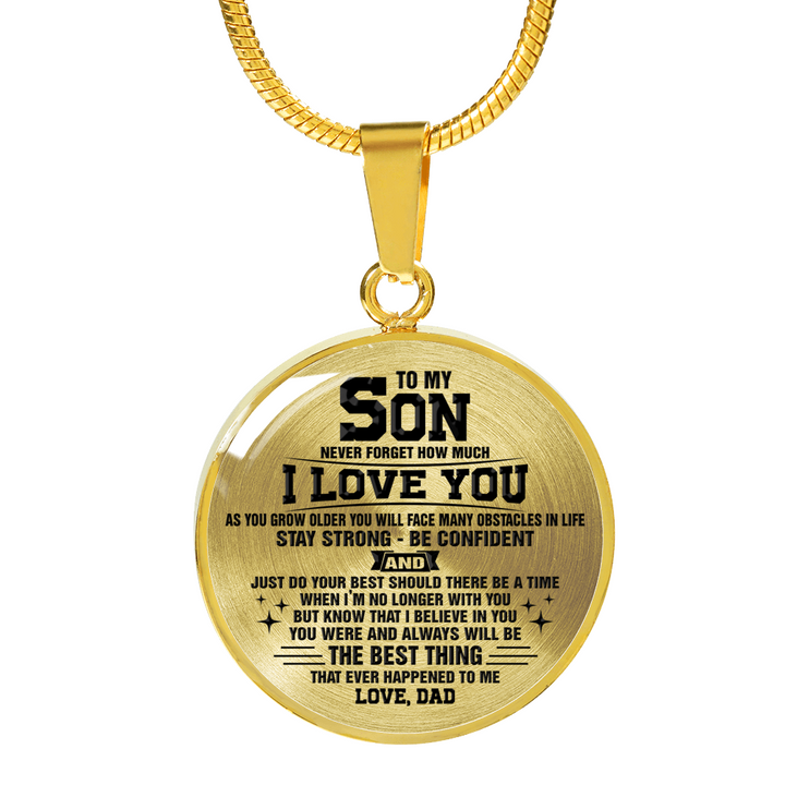SON DAD - THE BEST THING