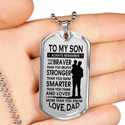 SON DAD - ALWAYS REMEMBER