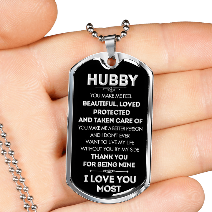 HUBBY - PERFECT GIFT - FAMILY RELATIONSHIP