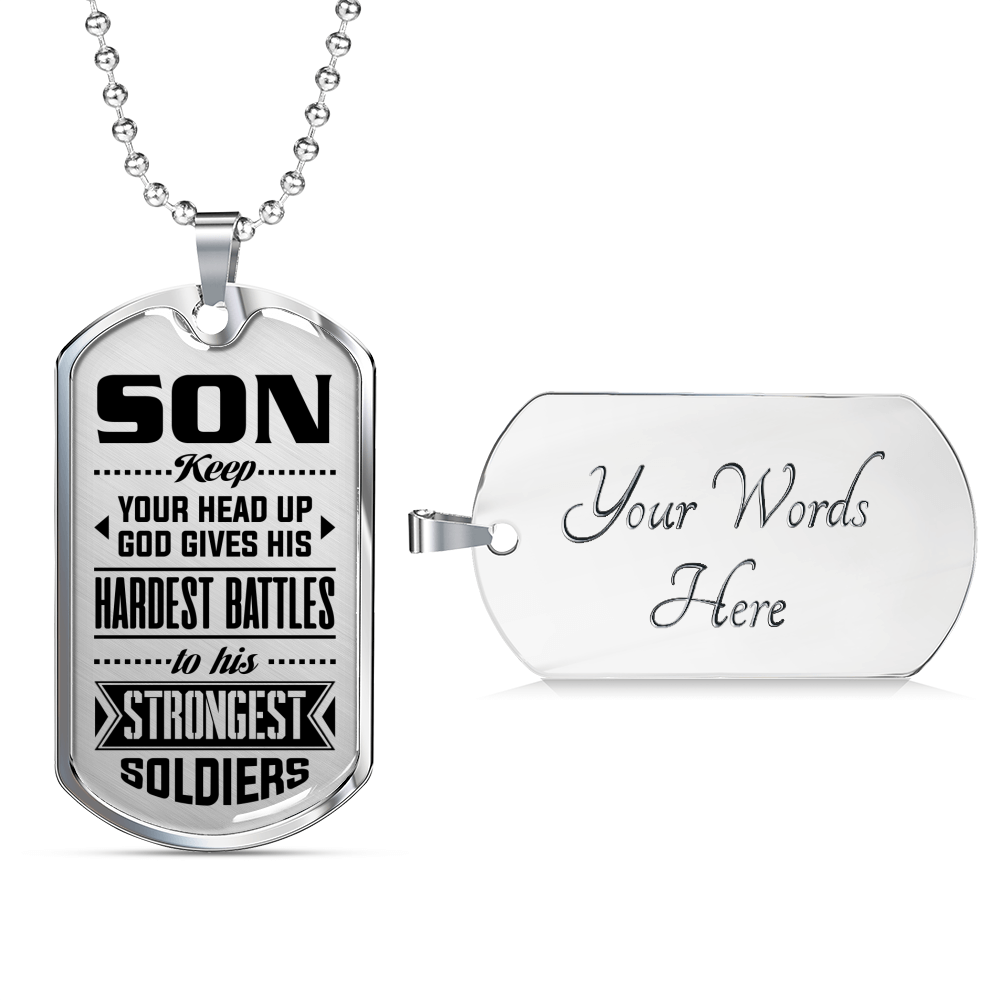 SON - THE STRONGEST SOLDIER