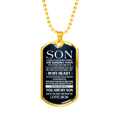 SON MUM - YOU'RE MY SON