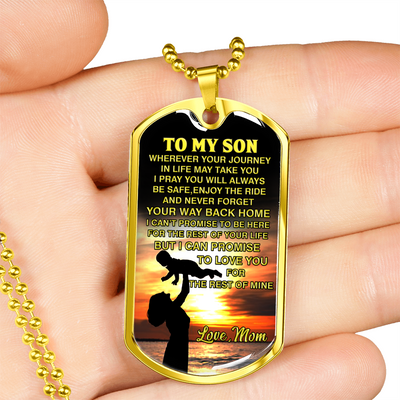 SON MOM - WAY BACK HOME (GOLD)