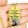 MY SON FOREVER - SON & MUM