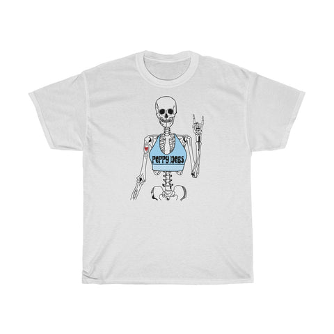 Peppy Skeleton Tee