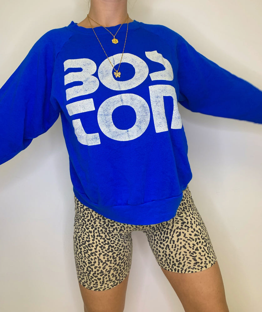 Load image into Gallery viewer, Vintage Boston Sweater