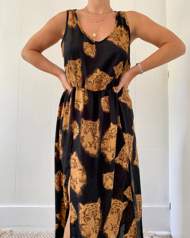 Sheer Tiger Dress